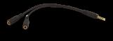 Dual Mic/ Headphone Jack