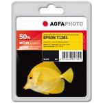 Inkjet Cartridge Black (apet128bd)