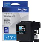 Ink Cartridge Cyan 300 Pages (lc101c)