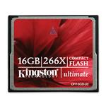 16GB Ultimate Compactflash 266x With Recovery Software
