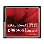 32GB Ultimate Compactflash 266x With Recovery Software