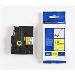 Flexible Tape 18mm Black On Yellow (tze-fx641)
