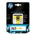 Ink Cartridge No 363 Yellow (6ml)