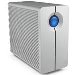 Lacie 2big Quadra 8tb/ 7200rpm, 2-bay Raid, USB 3.0, Firewire 800